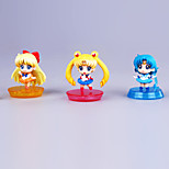 Sailor Moon Anime Action Figure 5CM Model Toy Doll Toy