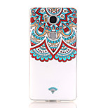 Dream Catcher Pattern Soft TPU Back Cover Case for Huawei Honor 5X