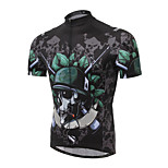 XINTOWN Cycling Short-sleeved Shirt Summer Bike Riding Jersey Jacket Riding