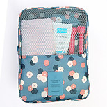 Portable Fabric Travel Storage/Packing Organizer for Shoes 30*20*10cm