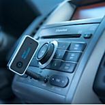 connexion multipoint 4.1 bluetooth musique récepteur audio A2DP adaptateur sans fil avec 3.5mm port aux et les mains libres