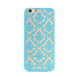 Retro Auspicious Pattern Openwork Relief Printing PC Material Phone Case for iPhone 6 PPlus /iPhone 6S Plus