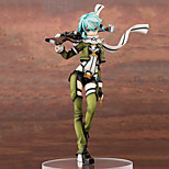 Sword Art Online Shino 24CM Anime Action Figures Model Toys Doll Toy