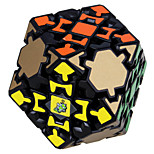 Lanlan Truncated Third-order 14 Dimensional Magic Cube Shaped Gear Black Edge