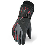 Fulang Outdoor Warm Ski Gloves Prevent Slippery Wear-resisting Cycling Gloves GE44