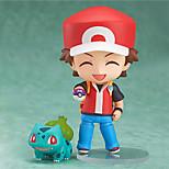 Pokemon Ash Ketchum 10CM Anime Action Figures Model Toys Doll Toy
