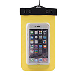 Dry Boxes / Dry Bags For Cellphone / Waterproof Diving / Snorkeling Blue / Purple / Black / Yellow / Green PVC