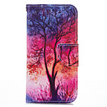 Shining Tree PU leather with Stand Case for Iphone6/6S 4.7