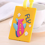 Fashion Portable Rubber Luggage Tag/Travel Storage for Travel 20*9*4cm