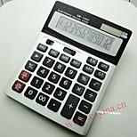 1PC Solar Computer Office Business Calculator(Style random)