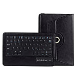 KZ708 7-8inch Universial Rotating Bluetooth Keyboard For Androids /Window /IOS System For Tablet