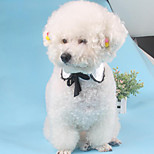 Exquisite Voile Lace Bowknot Pet Bow Ties