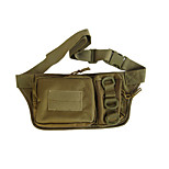 Waterproof Messenger Bag Riding Close Burglar Small Pockets Of Outdoor Sports Running