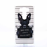 Dog Pattern TPU+IMD Soft Case for LG V10