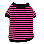 Classics Stripe Style T Shirt for Dogs and Cats (Assort Colors and Assort Sizes)