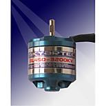 Skyartec bl450-3200kv borstelloze outrunner motor (bl005)