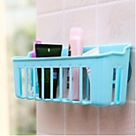 Storage Basket Sucker Sink,Assorted Color