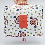 Fashion Portable Fabric Toiletry Bag/Travel Storage for Travel 23*18*8cm