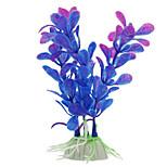 Simulation Harzwasserpflanzen Ornament Dekoration für Aquarium (gelegentliche Farbe)