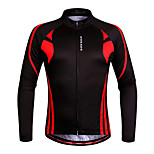 Wosawe Bike/Cycling Sweatshirt / Jersey / Tops Women's / Unisex Long SleeveBreathable / Moisture Permeability / Quick Dry / Anatomic