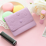 Fashion Portable Plastic Passport Holder & ID Holder/Travel Storage for Travel 11*8*2cm(Random Colors)