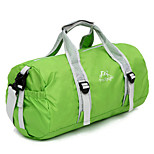OUTDOOR TICKET FOLDABLE TRAVEL BAG Large Capacity Shoulder Fitness