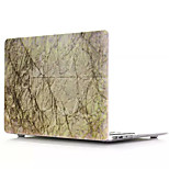 Projeto de mármore Hard Case plástico de corpo inteiro para o ar macbook 11
