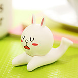 Rabbit Design Rubber Holder for iPhone and Samsung(1 PCS)
