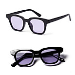 100% UV400 Wayfarer Fashion Colorful Sunglasses