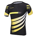 XINTOWN Riding Bike Short Sleeve T-shirt Sport Cycling Quick Dry Tops