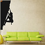 AYA™ DIY Wall Stickers Wall Decals, Climbing PVC Wall Stickers