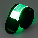 Outdoor Sports  Adjustable LED Lighting Arm Band Wristband Cycling Night Run Equipment