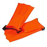 Diving Fins Neoprene Orange