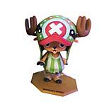 One Piece Tony Tony Chopper 8CM Anime Action-Figuren Modell Spielzeug Puppe Spielzeug