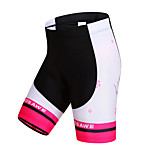 WOSAWE Original Women's Cycling Shorts Riding Bicycle MTB Ciclismo Bike 4D Padded Cool Gel Shorts Fitness