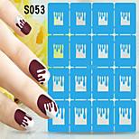 -Finger / Zehe-Nail Schmuck-Andere-1pcsStück -13*7.5cmcm