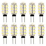 10 v 1 3.528 g4 26 SMD teplé bílé světlo auto žárovka lampa 3000-3500k (DC12V)