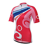 XINTOWN Women's Cycling Jersey Cycling Clothing Shirts Bike Tops