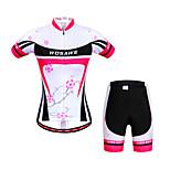 Hauts/Tops / Ensemble de Vêtements/Tenus / Shirt(Rose claire) deCamping & Randonnée / Fitness / Sport de détente / Cyclisme/Vélo-