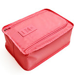 Portable Fabric Travel Storage/Packing Organizer for Shoes 30*21*11cm