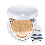 Bioaqua®Foundation Moisture/Whitening/Concealer/Waterproof/Natural/Air Cushion BB 15g 1Pc with Replacement 15g