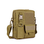 Men's Messenger Bags Fishing Military Sport Crossbody Tactical Bag Satchel Military Bag MOLLE System Single Shoulder