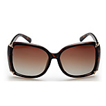 Sunglasses Women / Girl's Fashion Polarized / 100% UV400 Oversized Tortoiseshell Sunglasses Full-Rim
