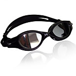 WAVE®Anti-Fog,Adjustable Size,Anti-UV for Unisex Silica Gel(Frames) PC(Lens) Swimming Goggles
