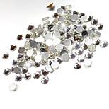 1pack (approx.1000pcs) Nail rhinestones-Autre décorations-Doigt / Orteil- enMariage-1.4mm,1.6mm,1.8mm