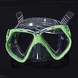 Silicone Material Diving Mask for Diving/Swimming (Random Colors)