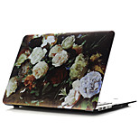 concha plana dibujo ~ estilo de color 25 para MacBook Air 11 '' / 13 ''