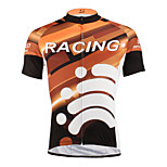PaladinSport Men 's Short Sleeve Cycling Jersey New Style DX613 go hand in hand. 100% Polyester