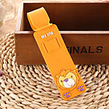 Fashion Portable Rubber Luggage Tag/Travel Storage for Travel 24*4*2cm