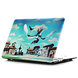 Colored Drawing~43 Style Flat Shell For MacBook Air 11''/13''